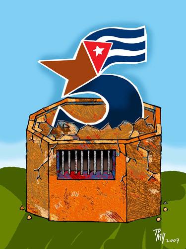 Free the Cuban Five!...