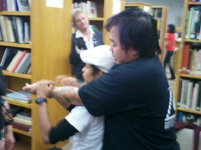 Jiu-Jitsu workshop b...