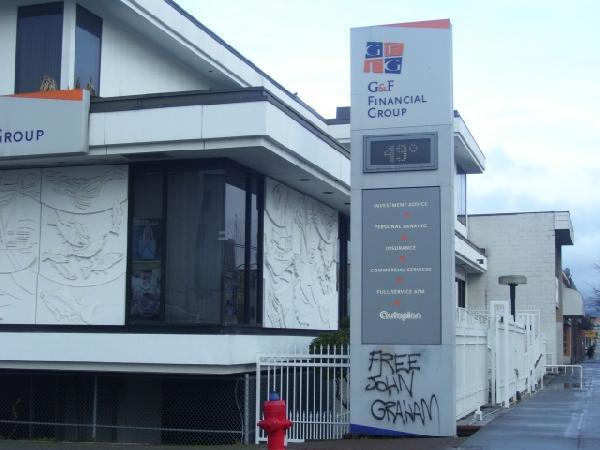 John Graham Graffiti...