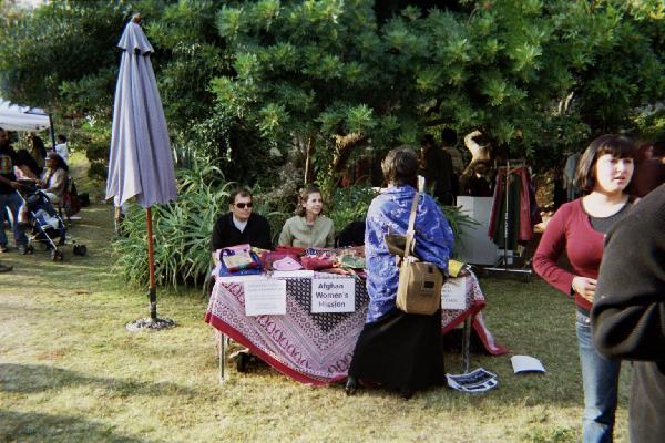 Afghan Women's Missi...