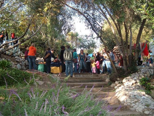 La Culebra, site of ...