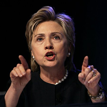 Watch Hillary Clinto...
