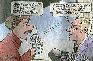 Bottled Air...