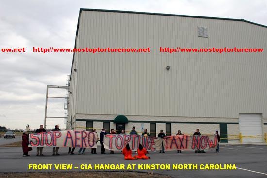 Protestors at CIA To...
