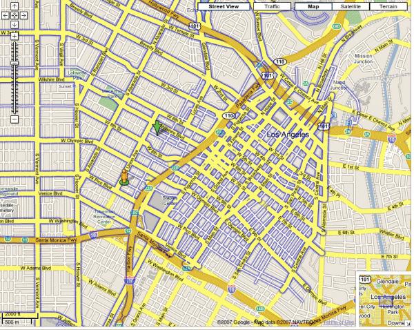 Google Street View M...
