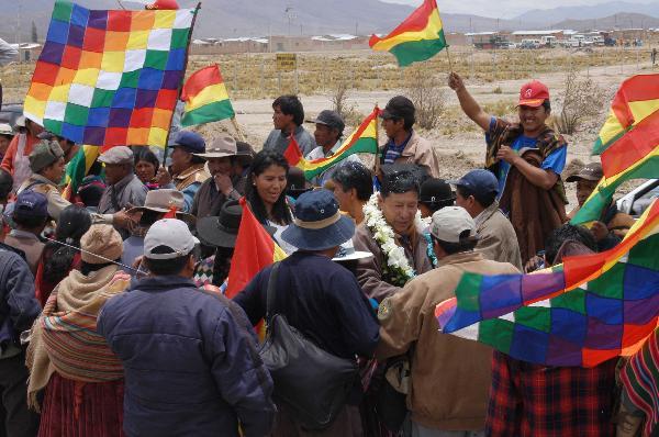 Bolivia...