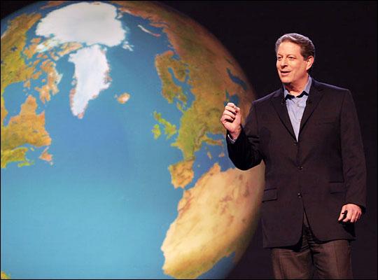 Barack Obama Al Gore...