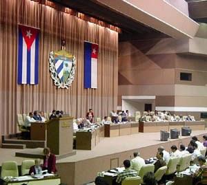 Cuba-Asamblea Nacion...