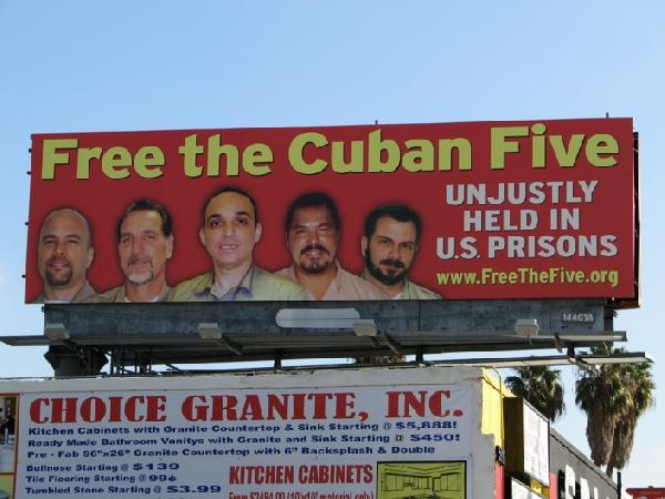 Cuban Five...