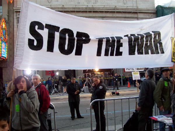 Stop the War...