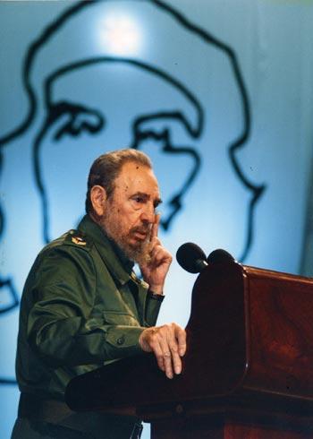 Fidel Castro will ne...