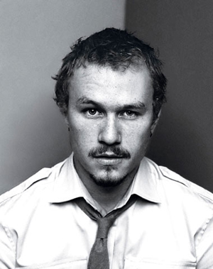 "Heath Ledger and ""..."