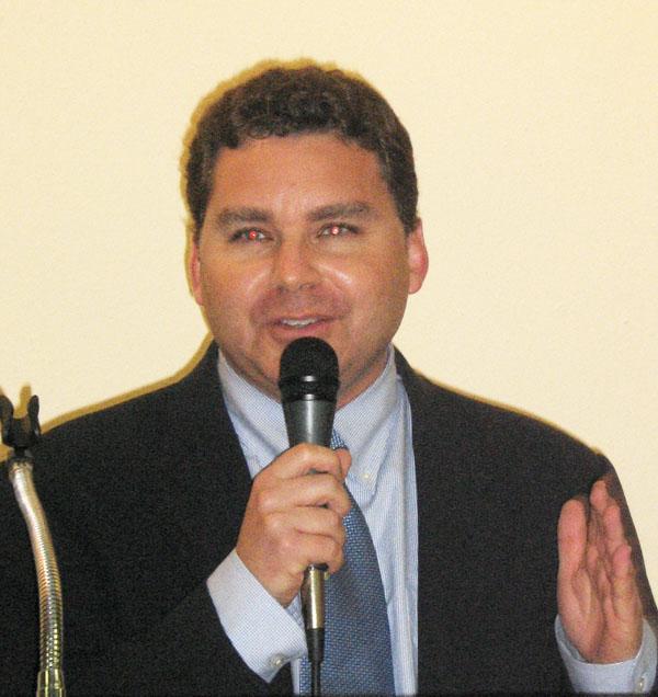 Richard Barrera...