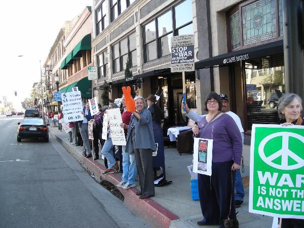 Pasadena Protest aga...