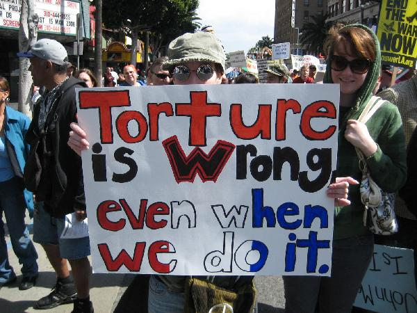 Torture is Wrong...