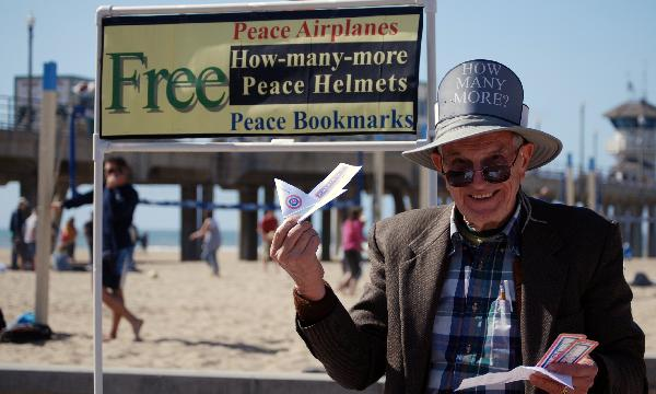Peace Planes...