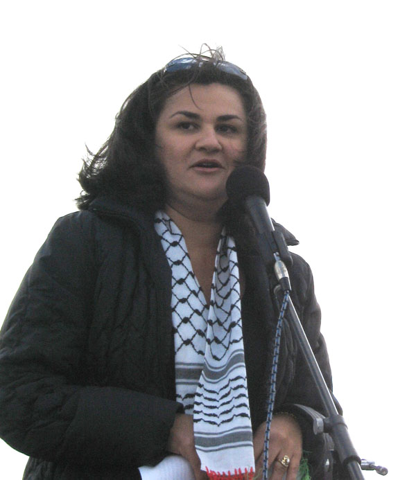 Nadia Keilani...