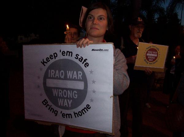 """Iraq: """"wrong wa..."""