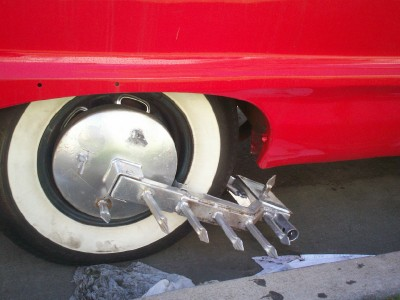 Bloodmobile...