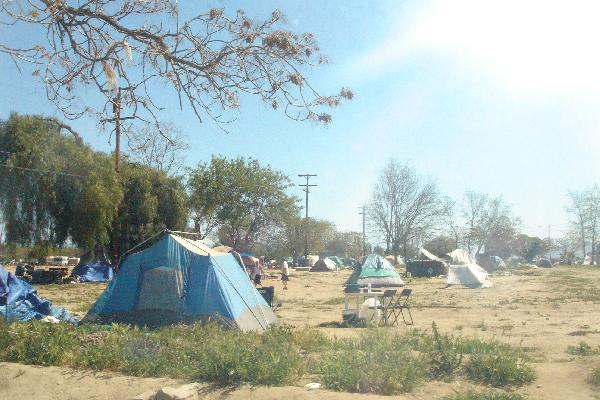 Tent City 2...
