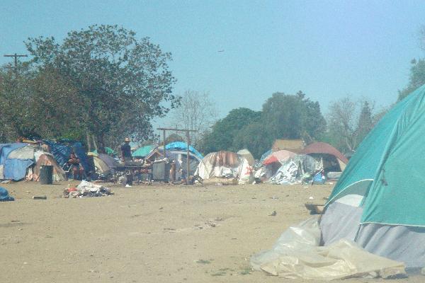 Tent City 3...