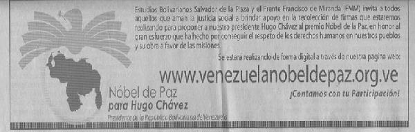 ¿Es Venezuela un p...