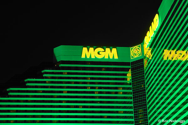 MGM MIRAGE STOP THE ...