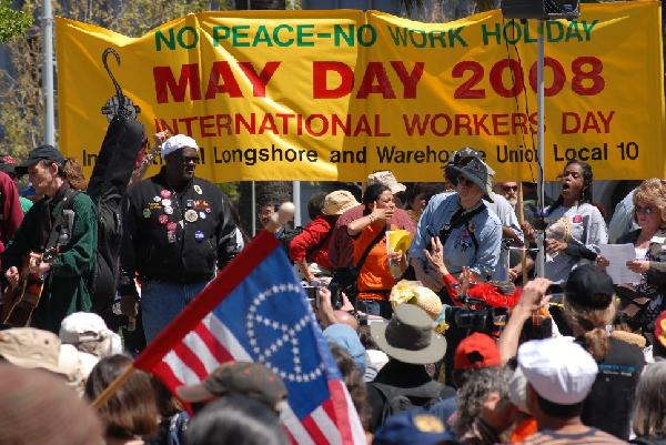 May Day 2008...
