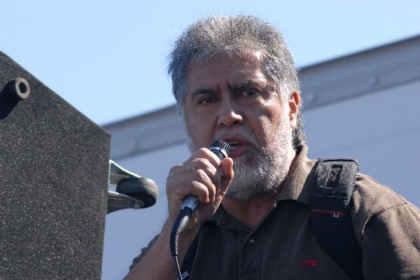 Salvador Bustamante...