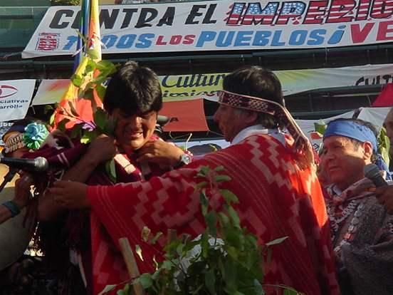 Bolivia: Una prueba ...