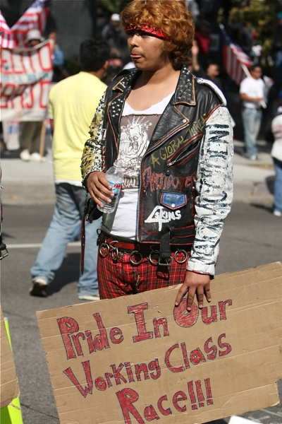 May Day 2008, in Dow...