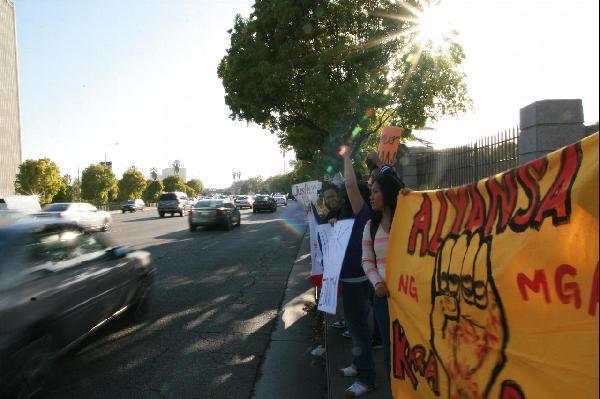 Teachers Strike In L...