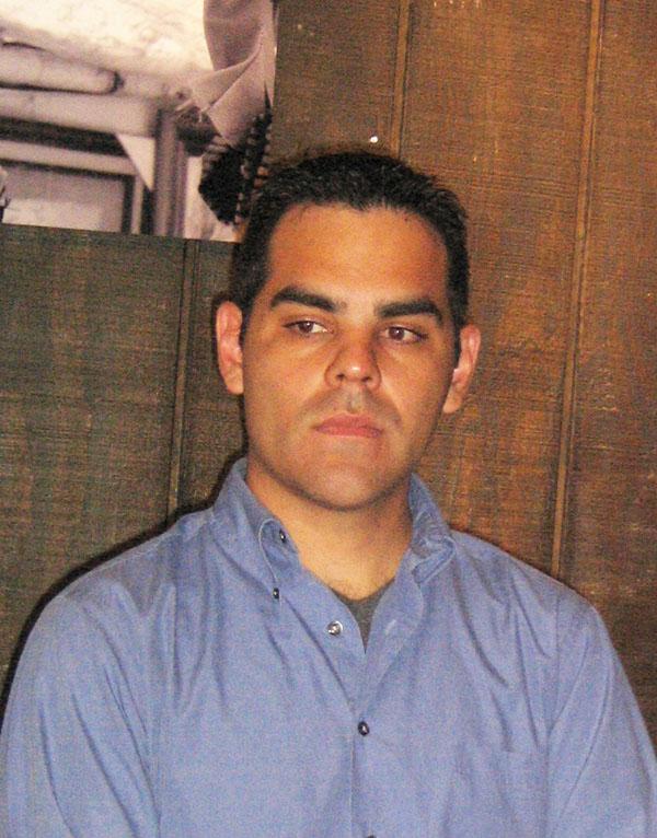 Victor Oliveros...