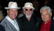Al, Lou and Mario...