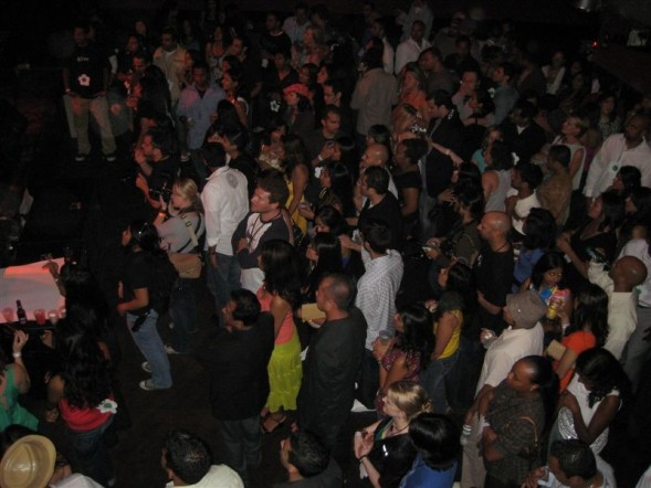 Crowd...