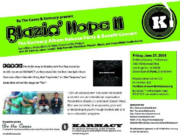 Blazin' Hope 2 bring...