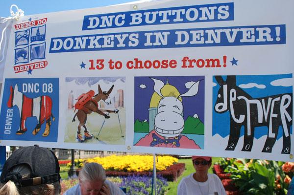 DNC Rally, Stop the ...