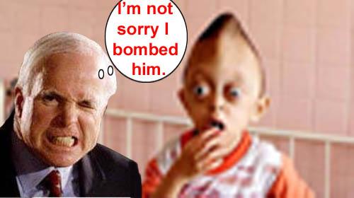 McCain asked to apol...