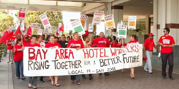 Hotel Workers Rising...