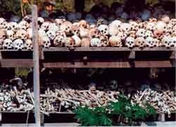 Cambodia Genocide...
