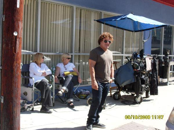CBS Film Crew #1...