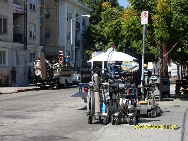CBS Film Crew #3...