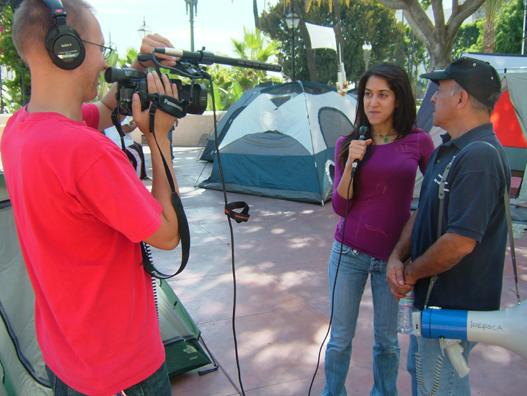 Indymedia Reporters ...