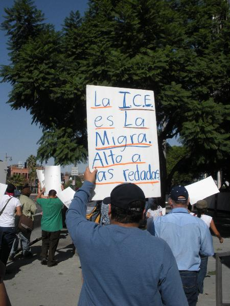 ICE es la migra...