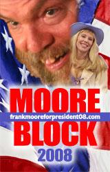 Frank Moore, write-i...