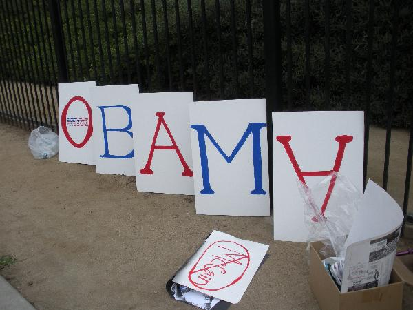 Obama Sign?...