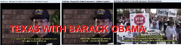 Latinos con Barack O...