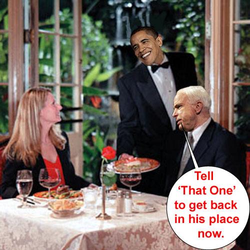 McCain is a racist...