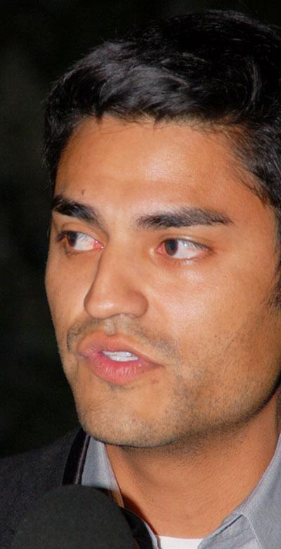 Carlos Marquez...