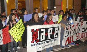 Youth Protesting HSF...